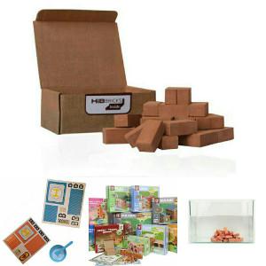 معمارکوچولو hibricker های بریکر اسباب بازی کودک سرگرمی بازی مهدکودکی بازی آپارتمانی