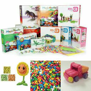مجیک نولدز magicnuudles نودل های جادویی پازل اسباب بازی کودک سرگرمی بازی مهدکودکی بازی آپارتمانی