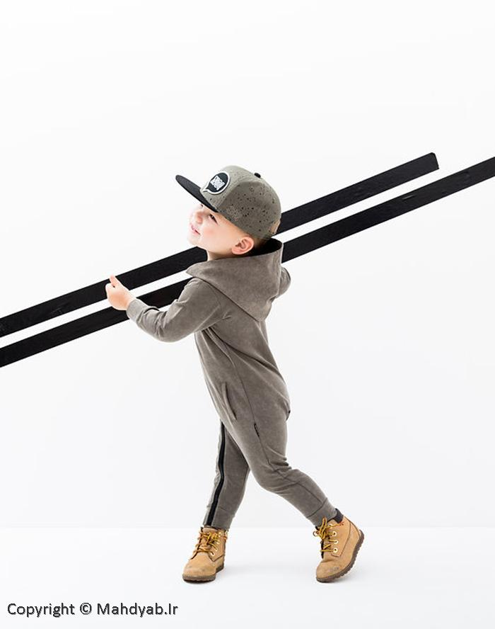 لباس یکسره کودک