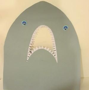 تمرین حروف الفبای فرسی با بازی نهنگ گرسنه
