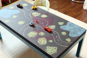 ماشین بازی با کودکان